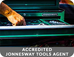Accredited Jonnesway Reseller